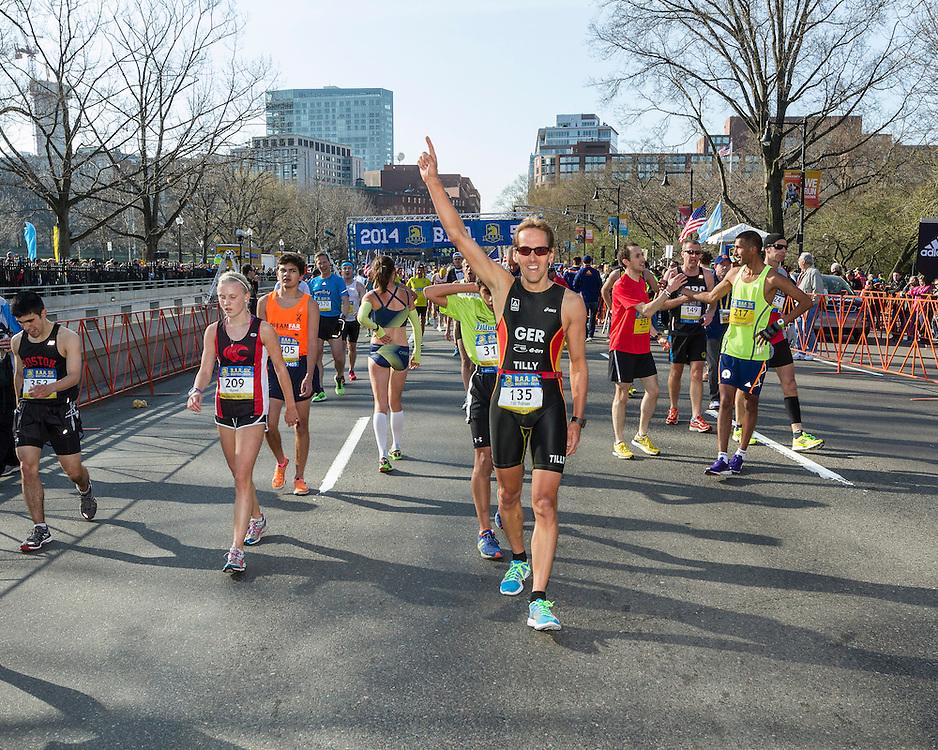 BAA 5K, Boston Strong