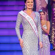 NLD/Hilversum/20160926 - Finale Miss Nederland 2016, Shauny Bult wint de Social Media Award