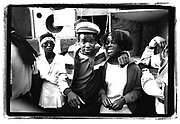 Hip Hop kids, Nottinghill, London 1981