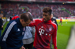 December 16, 2017 - Stuttgart, Germany - Bayerns Kingsley Coman during the warm-up before  the German first division Bundesliga football match between VfB Stuttgart and Bayern Munich on December 16, 2017 in Stuttgart, Germany. (Credit Image: © Bartek Langer/NurPhoto via ZUMA Press)