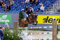 EHNING Marcus (GER), A la Carte NRW<br /> Genf - CHI Geneve Rolex Grand Slam 2019<br /> Prix des Vins de Genève<br /> Internationales Springen Fehler/Zeit<br /> International Jumping Competition 1m45<br /> Table A: Against the Clock<br /> 12. Dezember 2019<br /> © www.sportfotos-lafrentz.de/Stefan Lafrentz