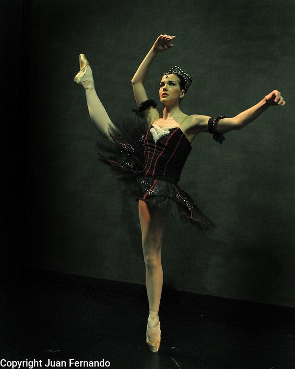 Rachel Speidel Little, Carmina Burana Day 2 by the Sacramento Ballet. March 2010