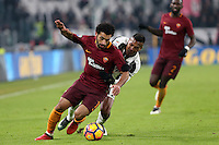 can - 17.12.2016 - Torino  Serie A 2016/17 - 17a   giornata  -  Juventus-Roma  nella  foto: Mohamed Salah
