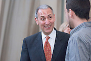 Ohio Board of Regents Chancellor Eric Fingerhut address the Ohio University community at 1:30 p.m. today in the Walter Hall Rotunda...Talking to Aaron Baer, student at Ohio University...Article before:..Sept. 26, 2007.Interview by Mary Reed..Ohio Board of Regents Chancellor Eric Fingerhut will address the Ohio University community at 1:30 p.m. today in the Walter Hall Rotunda to discuss his vision for the University System of Ohio and important changes it could bring. Outlook interviewed Fingerhut by phone Tuesday afternoon in advance of today's address and offers this Q&A...Address viewable online.Individuals on Ohio University's regional campuses and others also may view Wednesday's 1:30 p.m. address online. It will be streamed live at http://streaming.cns.ohiou.edu/.ChancellorFingerhut...What is the University System of Ohio?..The University System of Ohio is all of the public colleges and universities in the state of Ohio working together to provide a world-class higher education for all of the citizens of the state and to help drive the economy of the state to help create the innovations and job opportunities of tomorrow...What's your vision for the University System of Ohio?..Our vision is that we will have for this state a world-class system of higher education that makes us globally competitive and gives our citizens the opportunities they need to succeed. We believe that no single institution can provide all things that Ohio needs to compete -- but all of our institutions can. It would be impossible to create global expertise in every subject matter, but we believe statewide that working together we can be world-class in all of the areas that are necessary to compete...What are the areas necessary to compete?..We need to be technologically and scientifically advanced. We need to be aware of the cultures of the globe and languages of the globe. We need students who are prepared to think innovatively and entrepreneurially...It sounds like collaboration is the
