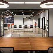Interior images of XL Construction's Sacramento Office Designed by HGA Architects