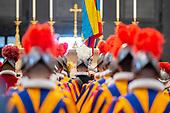 Swiss Guard - Holy Mass - May 06, 2019