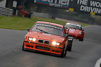 #13 Thomas Houlbrook BMW M3 Evo E36 3246 during the CSCC Meteor Suspension Open Series at Oulton Park, Little Budworth, Cheshire, United Kingdom. October 15 2016. World Copyright Peter Taylor/PSP. <br /> Copy of publication required for printed pictures.  Every used picture is fee-liable. http://archive.petertaylor-photographic.co.uk
