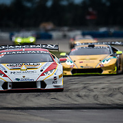 Lamborghini World Finals Race 1 : Huracan Pro and Pro AM
