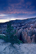Sunrise over Bryce Canyon, Bryce Canyon National Park, UTAH