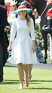 Jovial Queen - Ladies Day,  Royal Ascot2015
