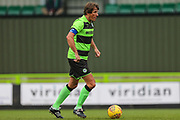 Forest Green Legends Mike Kilgour during the Trevor Horsley Memorial Match held at the New Lawn, Forest Green, United Kingdom on 19 May 2019.