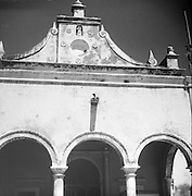 St. Francis of Assisi, or S. Francisco de Assis in Diu.<br /> This old church was constructed during 1593 and was the friary of the Franciscans.