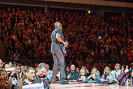 Peter Maffay - Wenn das so ist Tour 2015 in der  TUI-Arena in Hannover am 10.February 2015. Foto: Rüdiger Knuth