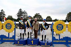 Van Dijck Marc - Bruynseels Niels - Hemeryck Rik<br /> Belgisch Kampioenschap Senioren 2010 <br /> Photo © Hippo Foto - Leanjo de Koster
