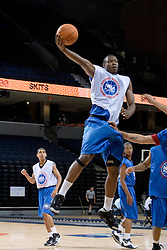 C/F Yancy Gates (Cincinnati, OH / Withrow).  The National Basketball Players Association held a camp for the Top 100 high school basketball prospects at the John Paul Jones Arena at the University of Virginia in Charlottesville, VA from June 20, 2007 through June 23, 2007.