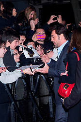 Javier Bardem, during the Premiere of the latest James Bond movie 007 Skyfall, Madrid, Spain, Marta G. Rodriguez / DyD Fotografos / i-Images....SPAIN OUT