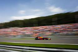 August 27, 2017 - Spa, Belgium - 03 RICCIARDO Daniel from Australia of Red Bull Tag Heuer during the Formula One Belgian Grand Prix at Circuit de Spa-Francorchamps on August 27, 2017 in Spa, Belgium. (Credit Image: © Xavier Bonilla/NurPhoto via ZUMA Press)