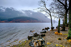 Loch Lubnaig, near Callander, The Trossachs, Scotland<br /> <br /> (c) Andrew Wilson | Edinburgh Elite media