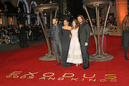 Exodus: Gods and Kings - World Film Premiere