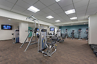 Interior design Image of the Lexinton Apartments  fitness center in Washington DC by Jeffrey Sauers of Commercial Photographics, Architectural Photo Artistry in Washington DC, Virginia to Florida and PA to New England