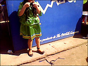 Mobile phones have been given the ability to photograph. The tool can become an extension of the eye and the pixel it's new texture. The error a creative infringement and mass produced photography as a new paradigm..This essay is in Progress searching the city and it`s common distribution ground using as photographic production item a Motorola Mobile phone (original picture size 268K) aiming to print large scale images