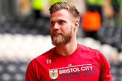 Tomas Kalas of Bristol City - Mandatory by-line: Robbie Stephenson/JMP - 05/05/2019 - FOOTBALL - KCOM Stadium - Hull, England - Hull City v Bristol City - Sky Bet Championship