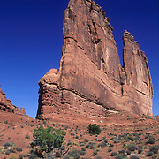 Courthouse Tower, Arches National Park