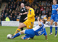 Photo: Steve Bond/Sportsbeat Images.<br />