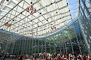 Opening day at California Academy of Sciences.The California Academy of Sciences is a world-class scientific and cultural institution based in San Francisco. The Academy recently opened a new facility in Golden Gate Park, a 400,000 square foot structure that houses an aquarium, a planetarium a natural history museum and a 4-story rainforest all under one roof. The new facility was built by renowned architect Renzo Piano....Alternative Energy in Silicon Valley and the San Francisco Bay Area