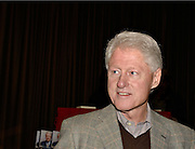 Portrait of President Bill Clinton taken during his book signing at the Chappaqua Library in his hometown of Chappaqua, New York on December 9, 2010. The Village Bookstore in neighboring  Pleasantville, New York, which sponsored the event,  donated 10% of their profits from the sale to the library as a way of saying thank you for providing the venue for the event.