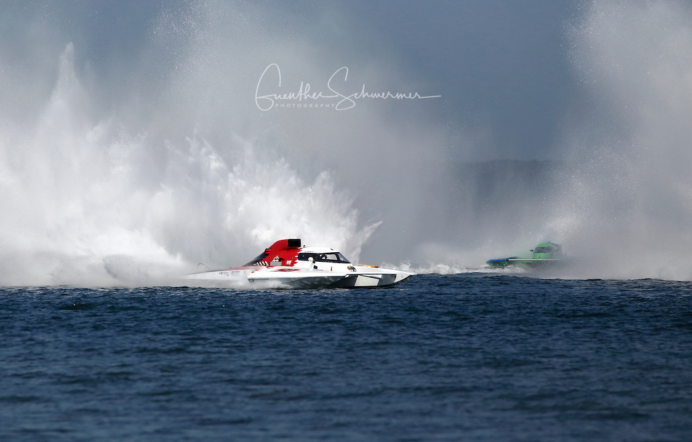 Hydroplane race, Beauharnois, Quebec, Canada