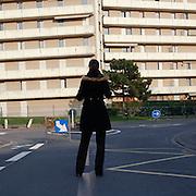 les mureaux _ traversée / 2011