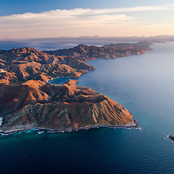 Baja California; Baja California Sur; Ballandra; Ballandra Bay; Isla Carmen; Loreto Marine Park