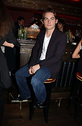 Actor KEVIN ZEGERS at a party hosted by Camilla Al Fayed, Charlotte Stockdale and Patrick Cox in aid of the Evelina Children's Hospital Trust held at th Burlington Club, New Burlington Street, London on 12th December 2006.<br /><br />NON EXCLUSIVE - WORLD RIGHTS
