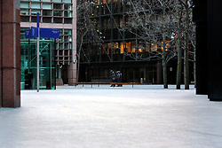 UK ENGLAND LONDON 25DEC05 - Deserted public spaces near Liverpool Street in the city of London during Christmas Day.. . jre/Photo by Jiri Rezac. . © Jiri Rezac 2005. . Contact: +44 (0) 7050 110 417. Mobile:  +44 (0) 7801 337 683. Office:  +44 (0) 20 8968 9635. . Email:   jiri@jirirezac.com. Web:    www.jirirezac.com. . © All images Jiri Rezac 2005 - All rights reserved.
