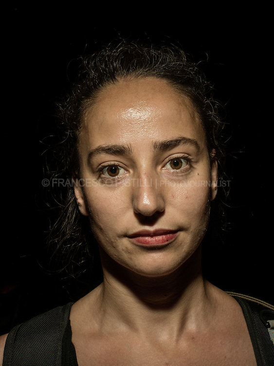 Sevgi. Age 32. Journalist.<br /> <br /> &quot;We had enough commandments in how to live our lives here in Turkey. This park has been the beginning of the end&quot;.