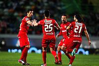 Joie Penafiel - 09.03.2015 - Sporting / Penafiel - Liga Sagres<br /> Photo : Carlos Rodrigues / Icon Sport