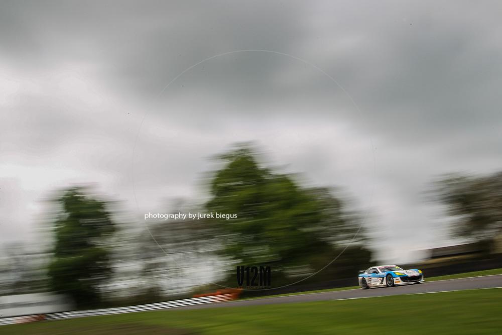 HHC Motorsport | Ginetta G55 GT4 | Stuart Middleton | William Tregurtha | British GT Championship | Oulton Park | 17 April 2017 | Photo: Jurek Biegus