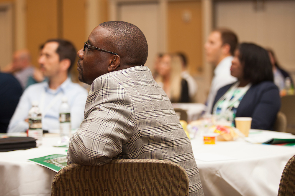 Leadership Conference in Baker Ballroom on Friday, August 26, 2016. © Ohio University / Photo by Kaitlin Owens