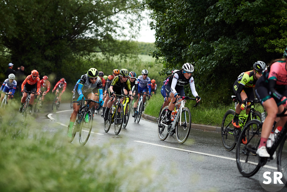 Elisa Longo Borghini (ITA) during Stage 1 of 2019 OVO Women's Tour, a 157.6 km road race from Beccles to Stowmarket, United Kingdom on June 10, 2019. Photo by Sean Robinson/velofocus.com