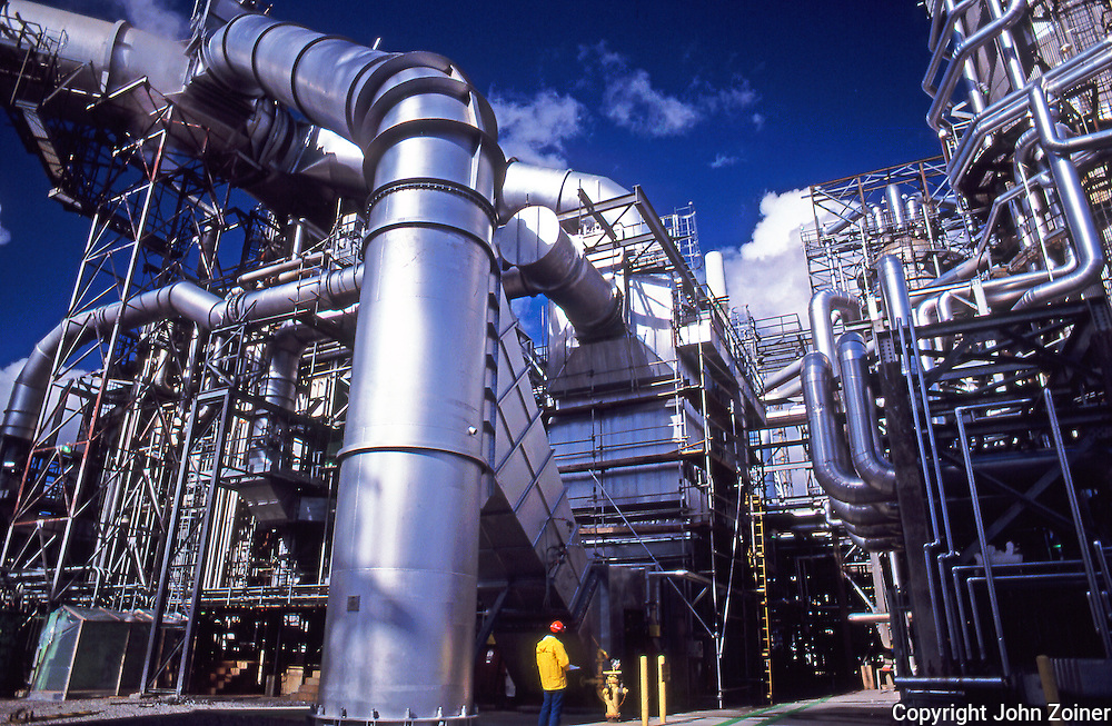 Oil Refinery Maintenance Engineer
