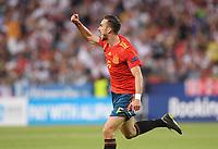 FUSSBALL UEFA U21-EUROPAMEISTERSCHAFT FINALE 2019  in Italien  Spanien - Deutschland   30.06.2019 JUBEL Spanien; Torschuetze zum 1-0 Fabian Ruiz