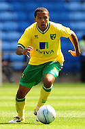 Picture by Alex Broadway/Focus Images Ltd.  07905 628187.30/7/11.Korey Smith of Norwich City during a pre season friendly at The Ricoh Arena, Coventry.
