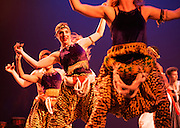 Ohio University's 4th Annual World Music & Dance Concert, Global Excursions, took place on Satruday, February 2, 2013.