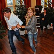 NLD/Amsterdam/20111208- Sky Radio Christmas tree for Charity,