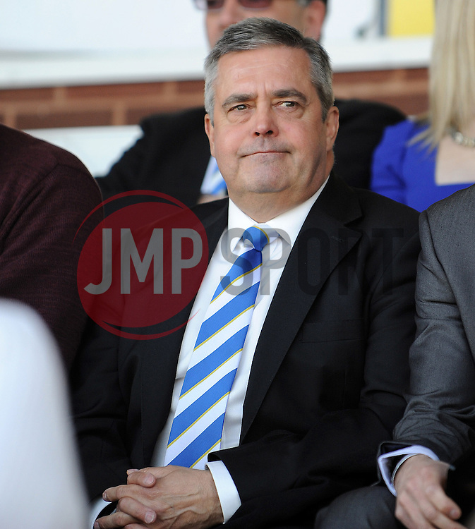 Nick Higgs - Photo mandatory by-line: Neil Brookman/JMP - Mobile: 07966 386802 - 06/04/2015 - SPORT - Football - Kidderminster - Aggborough - Kidderminster v Bristol Rovers - Vanarama Football Conference