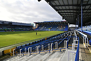 Fratton Park during the EFL Sky Bet League 1 match between Portsmouth and Peterborough United at Fratton Park, Portsmouth, England on 7 December 2019.