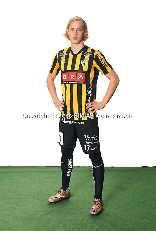 Gustav Berggren<br /> Helfigur<br /> @Leverans<br /> Allsvenskan 2016<br /> Fotboll