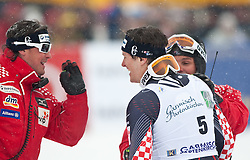 11.03.2010, Kandahar Strecke Herren, Garmisch Partenkirchen, GER, FIS Worldcup Alpin Ski, Garmisch, Men SuperG, im Bild Ivica Kostelic EXPA Pictures © 2010, PhotoCredit: EXPA/ J. Groder /SPORTIDA PHOTO AGENCY