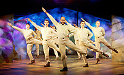 Yank!<br />  by <br /> at the Charing Cross Theatre, London<br /> 6th July 2017 <br /> press photocall <br />  <br /> A poignant original, musical and love story based on the true, hidden history of gay soldiers during World War Two. It transfers to London following a UK spring premi&egrave;re at Hope Mill Theatre in Manchester which received extensive critical acclaim.<br /> <br />  Scott Hunter as Stu <br /> Andy Coxon as Mitch <br /> <br /> Chris Kiely as Artie <br /> <br /> Sarah-Louise Young as Woman <br /> <br /> Bradley Judge as Rotelli <br /> <br /> Benjamin Cupit as Professort <br /> <br /> Lee Dillon Stuart as Tennessee <br /> <br /> Kris Mark-Joseph as Czechowski <br /> <br /> Tom Pepper as good interrogator <br /> <br />  <br /> <br /> Photograph by Elliott Franks <br /> Image licensed to Elliott Franks Photography Services